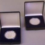 Česká národní banka vydala ke 250. výročí narození Aloise Klara stříbrnou pamětní minci
