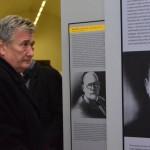Výstava se uskutečnila v rámci projektu Rok svobody slova