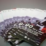Výstava s názvem 90 let s vámi se pořádá u příležitosti 90. výročí pravidelného vysílání Českého rozhlasu