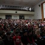 Den latiny zaznamenal u středoškolských studentů velký ohlas