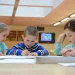 Děti své úkoly zpracovávaly velmi pečlivě