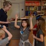 Děti vracely knihy do bibloboxu nevšedním způsobem