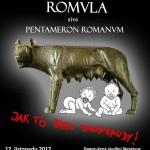 Plakát s pozvánkou na divadelní představení