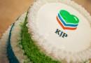 Narozeninový dort v barvách KJP vybíral Honza Kamenický