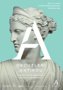 Plakat Okouzleni antikou
