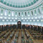 Main Reading Room at the NLI_3