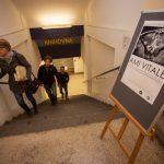 Vernisáž se konala 6. října 2016 od 17h ve vstupní hale Knihovny Jana Palacha.