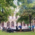 Vídeňská univerzita.