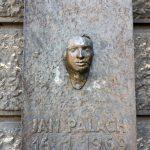 Posmrtná maska Jana Palacha1_Zdroj Archiv FF UK