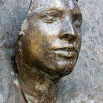 Posmrtná maska Jana Palacha2_Zdroj Archiv FF UK