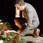 Studenti FF UK připomínají oběť Jana Palacha2_Zdroj Archiv FF UK