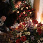 Studenti FF UK připomínají oběť Jana Palacha3_Zdroj Archiv FF UK