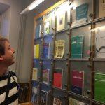 V Národní knihovně Finska mají české odborné časopisy své místo