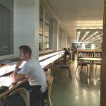 Toto už je záběr ze studijního centra Aaltovy univerzity na poloostrově Otaniemi