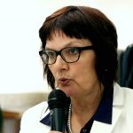 doc. Alenka Jensterle Doležalová, vedoucí Katedry jihoslovanských a balkanistických studií FF UK