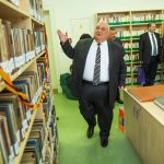 The Rector of the Yerevan State University, Professor Aram Simonyan