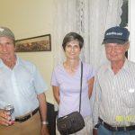 Bratři Barcakovi a Lida Cope v Moravii, Texas