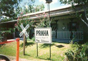 Praha, Texas