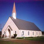 Českobratrský kostel ve Vsetíně, Texas
