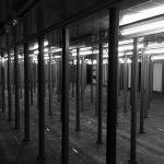 Sklepní prostory v NLI, které by v budoucnu měly sloužit jako prostor pro čtenáře