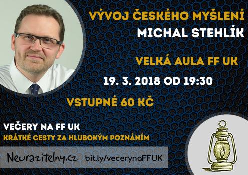 Michal Stehlík - Vývoj českého myšlení