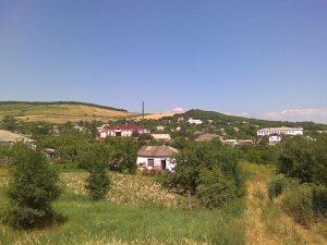 Původně česká vesnice Varvarovka u Anapy na severním Kavkazu
